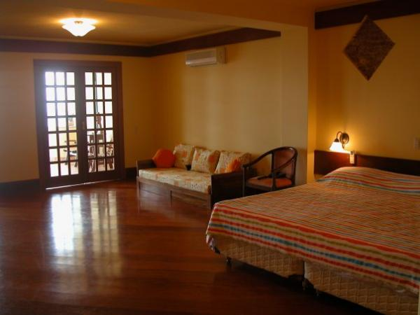 Relax in your beautiful suite at Pousada do Pilar