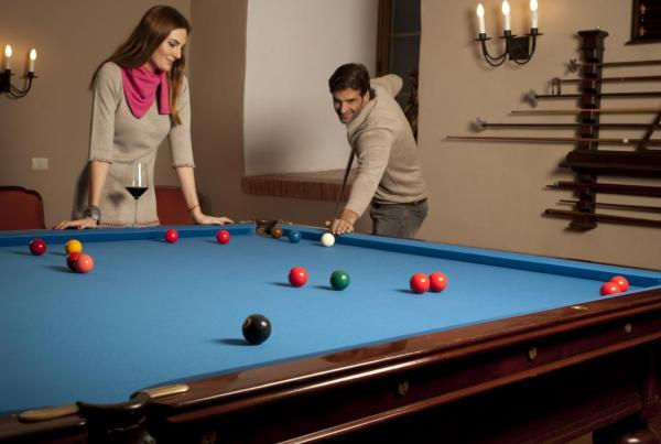 Play games during your stay at Palacio Nazarenas