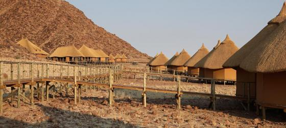 Africa Safari at the Sossus Dune Lodge