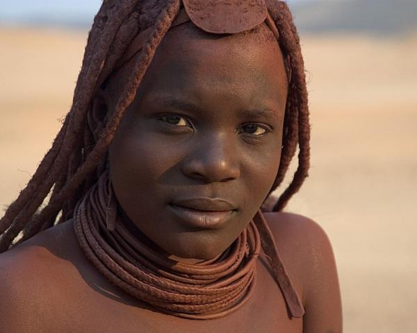 Africa Safari, The Himba People of Namibia