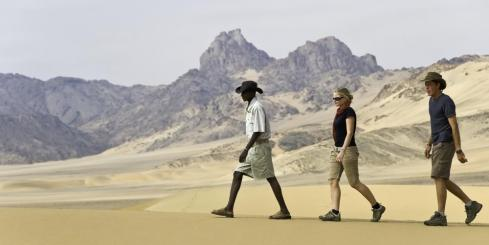 Namibia Walking Safari