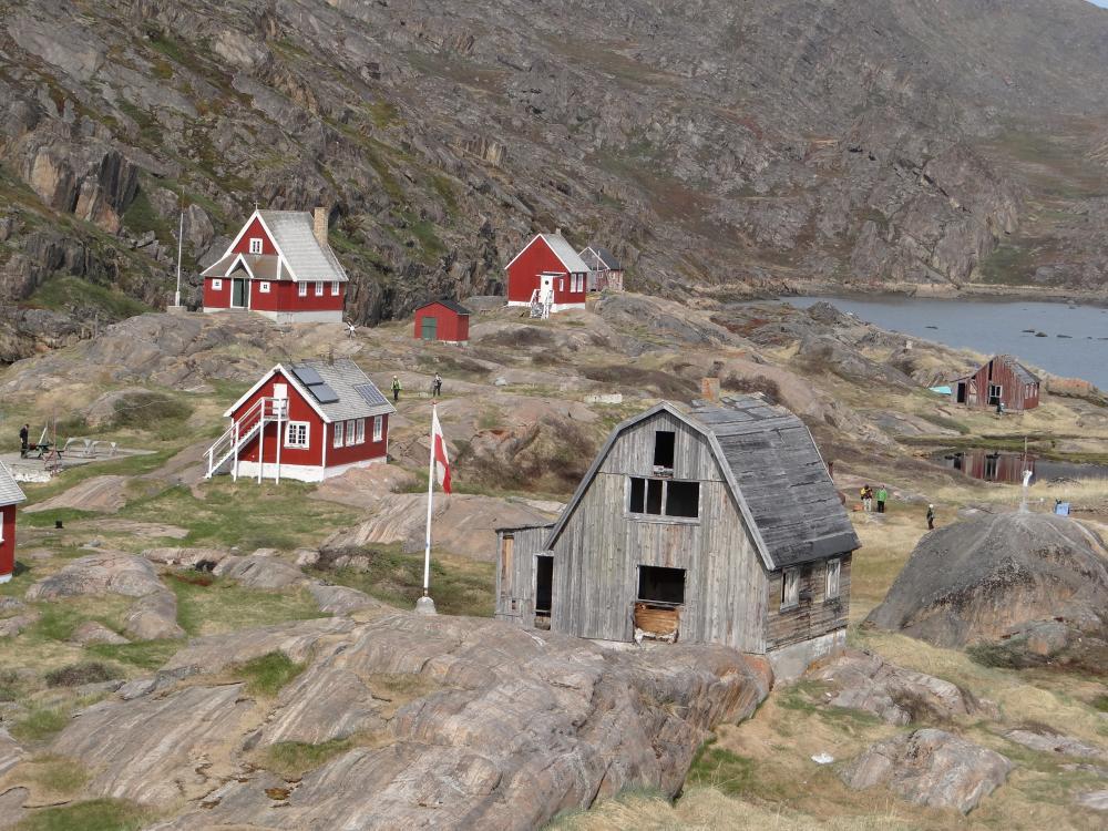 Charming Sisimiut, Greenland - traditional fishing village