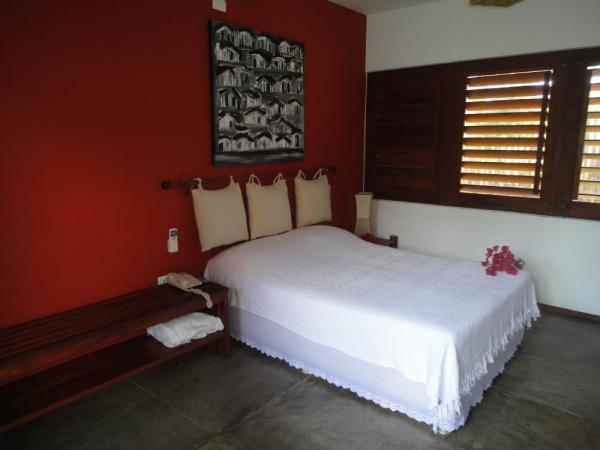 Relax in your suite at Pousada Naquela