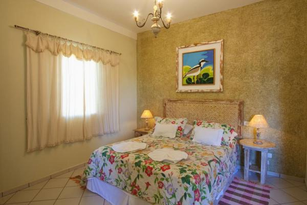 Relax in your suite at Pousada Aguas de Bonito