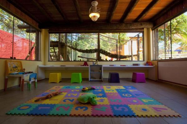 The children's area at Pousada Aguas de Bonito