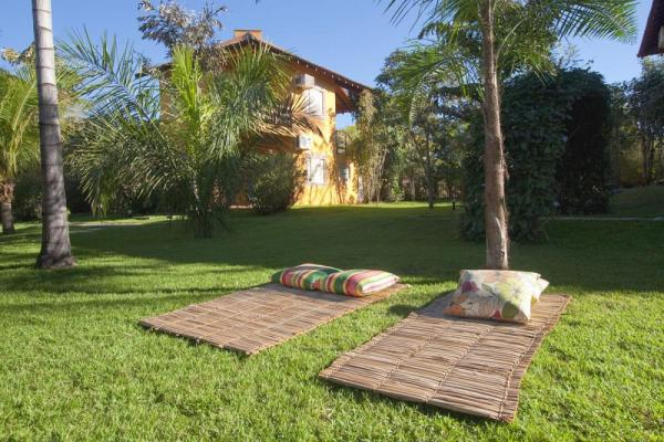 Relax in the sunshine at Pousada Aguas de Bonito