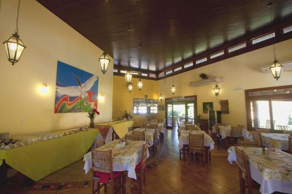 Enjoy fine dining at Pousada Aguas de Bonito
