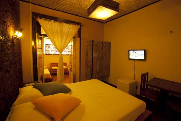 Relax in your suite at Pousada Portas da Amazonia