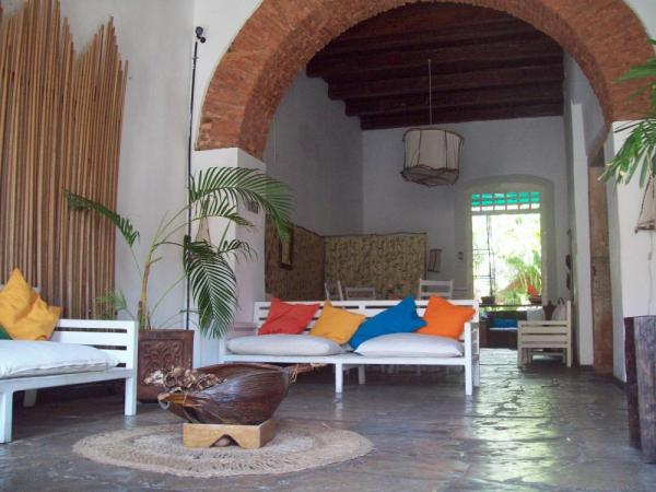 Relax in your living room at Pousada Portas da Amazonia