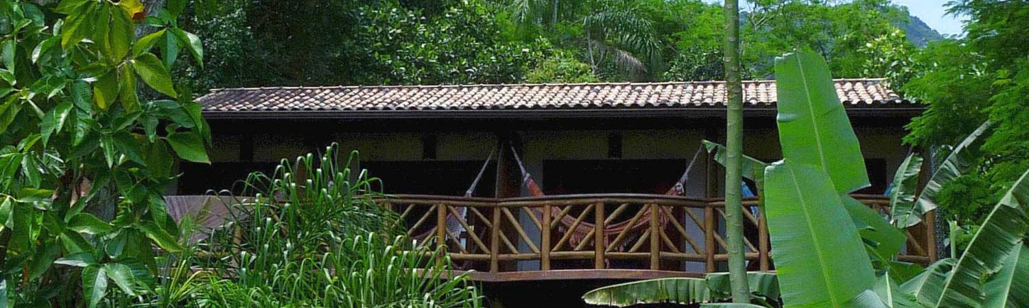 Stay at the beautiful Pousada Naturalia on your tour of Brazil