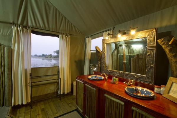 Jacana Camp in Botswana