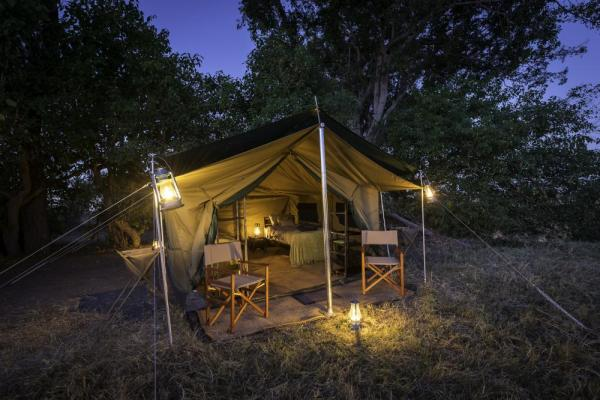 Khwai Adventurer Camp in Botswana
