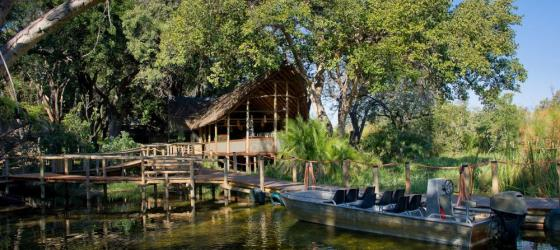 Xigera Camp in Botswana
