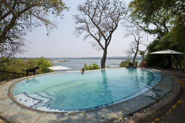 The River Club in Zambia