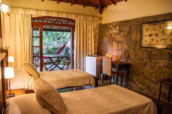 Your suite at the charming Sagu Mini Resort