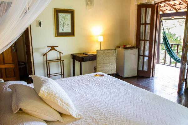Relax in your spacious room at Sagu Mini Resort