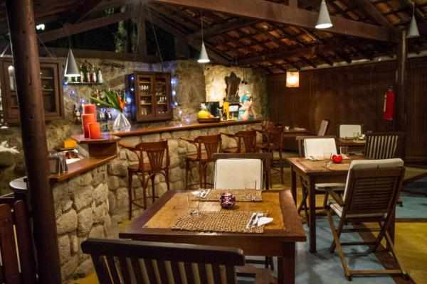 Relax in the dining room at Sagu Mini Resort