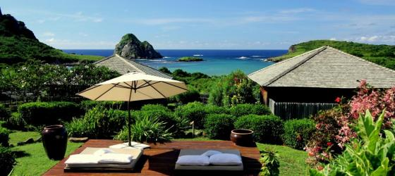 Experience the best of Fernando de Noronha at the exceptional Pousada Maravilha
