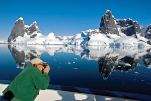 Antarctica is a photographers delight! Enjoy myriad photo ops on your Antarctica expedition cruise