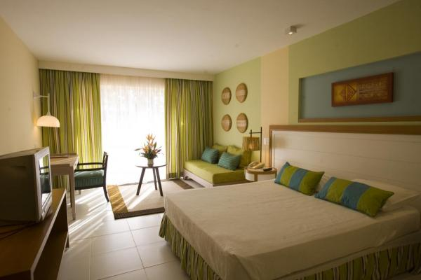Your suite at Pestana Sao Luis