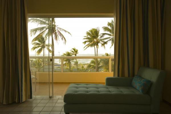 Experience beautiful views from your suite at Pestana Sao Luis