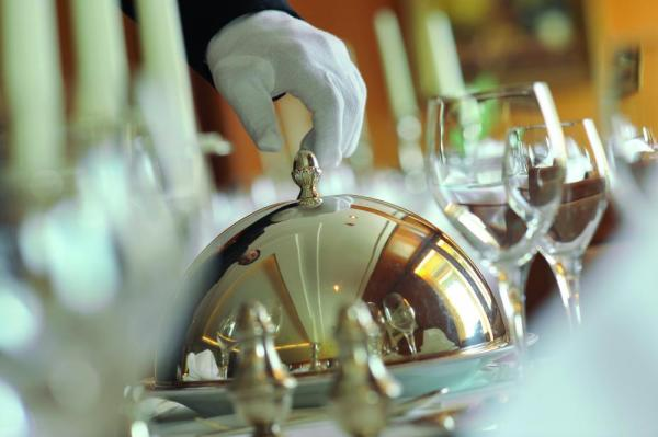 Enjoy a gourmet meal at the Gastronomic Restaurant.