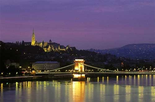 Explore the history-rich streets of Budapest during your Danube River cruise