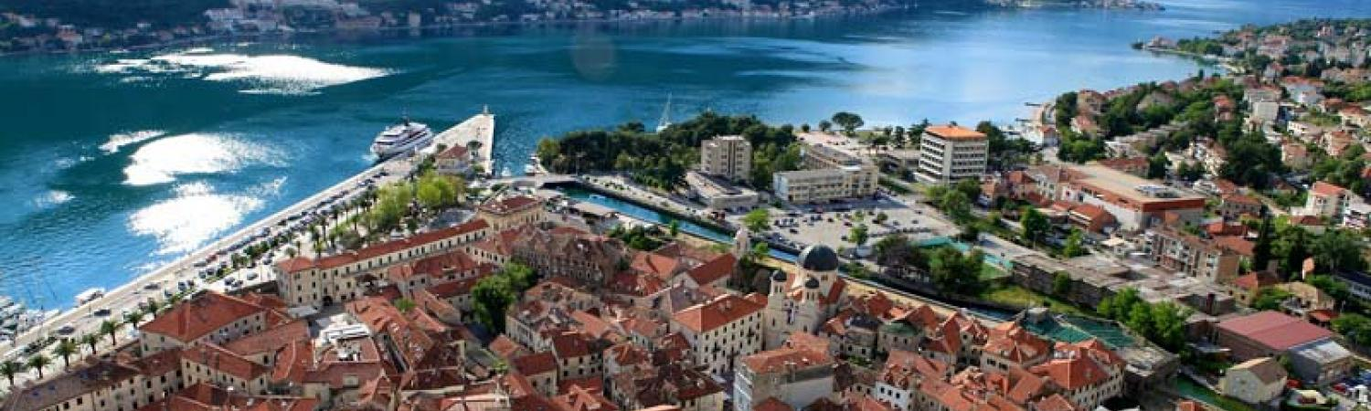 Explore the cities of Croatia.