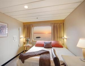 Safari Endeavour's Captain Stateroom