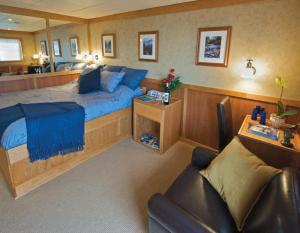 Safari Explorer Commander Stateroom