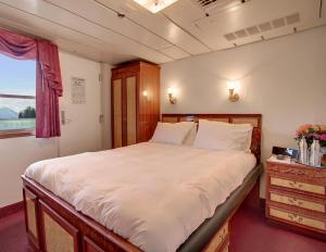 SS Legacy's Captain Stateroom