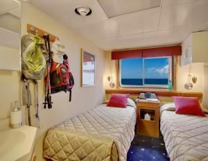 Wilderness Discoverer's Navigator Cabin.