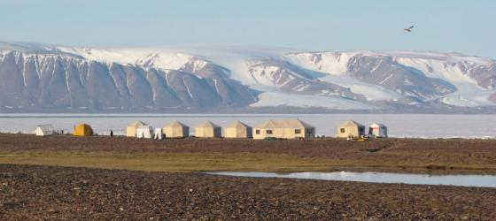 Arctic Kingdom's Premium Safari Camp