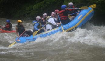 rafting the pacaure