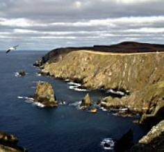 Visit the remote Shetland Islands of Scotland
