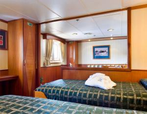 Sea Adventurer's Owner's Suite.