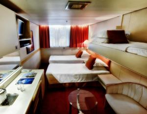 Ocean Diamond's Triple Cabin.
