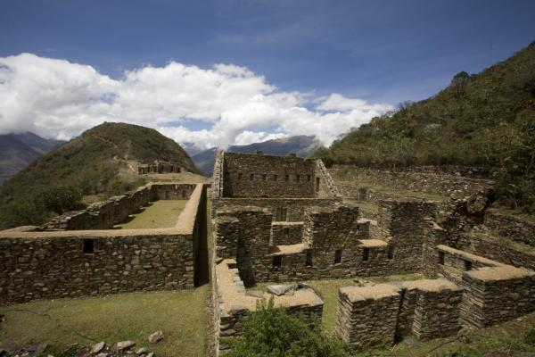 Explore the ruins of Choquequirao on your Peru tour