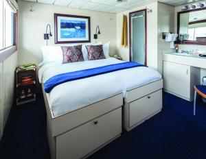 Sea Bird & Sea Lion's Category 3 Cabins.