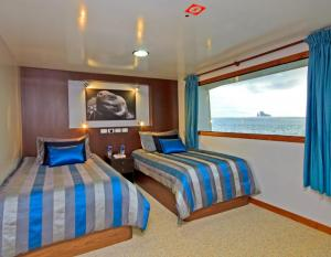 Ocean Spray's Deluxe Cabins.