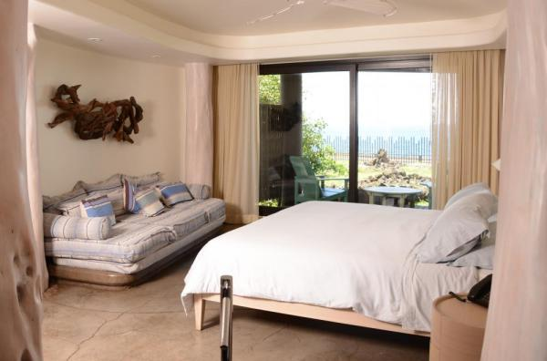 Curl up in comfort on your Easter Island tour with a stay at Hanga Roa EcoVillage & Spa