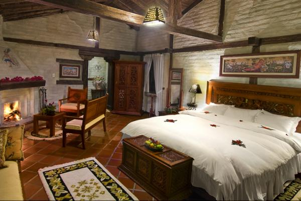 Enjoy your suite accommodations at Samari Spa Resort
