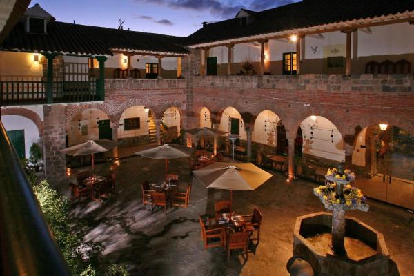 Casa andina premium cusco luxury hotel for your peru tour for Hotel casa andina classic plaza cusco