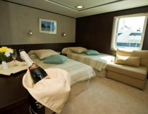 Harmony V's Category P Cabin.