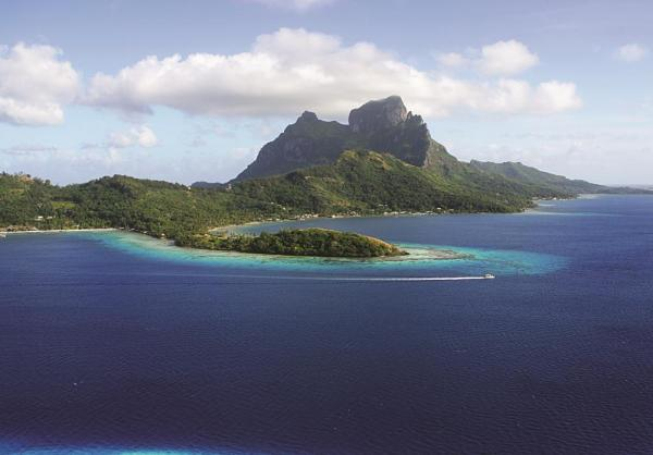 Stop at majestic islands on your  Asian Pacific cruise
