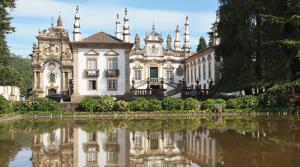 Mateus Palace in Portugal.