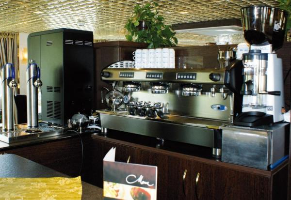 Grab an espresso as you sail the rivers of Europe on the MS Vivaldi