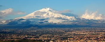 Mount Etna Free Image