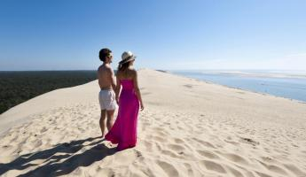 Explore the expansive dunes of Arcachon on your European cruise