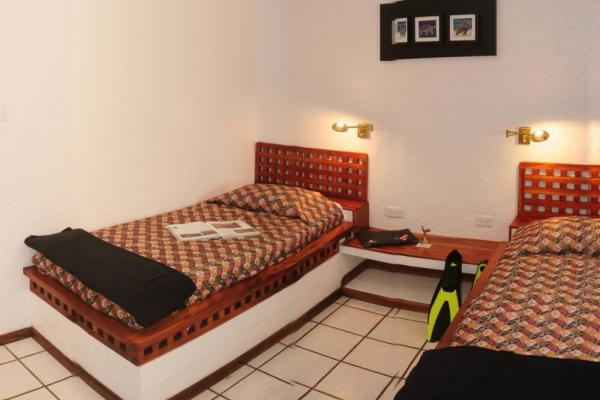 Double room at Hotel Silberstein